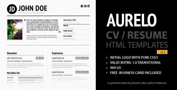 Download Resume Web Template | haadyaooverbayresort.com