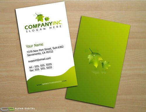 Business Card Design: 100+ Creative Examples, Useful Tutorials and ...