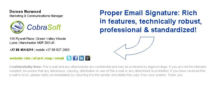 Email Signature - Why They're More Important Than You May Think ...