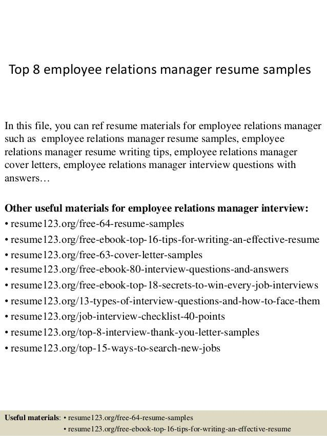 top-8-employee-relations-manager-resume-samples-1-638.jpg?cb=1428492469