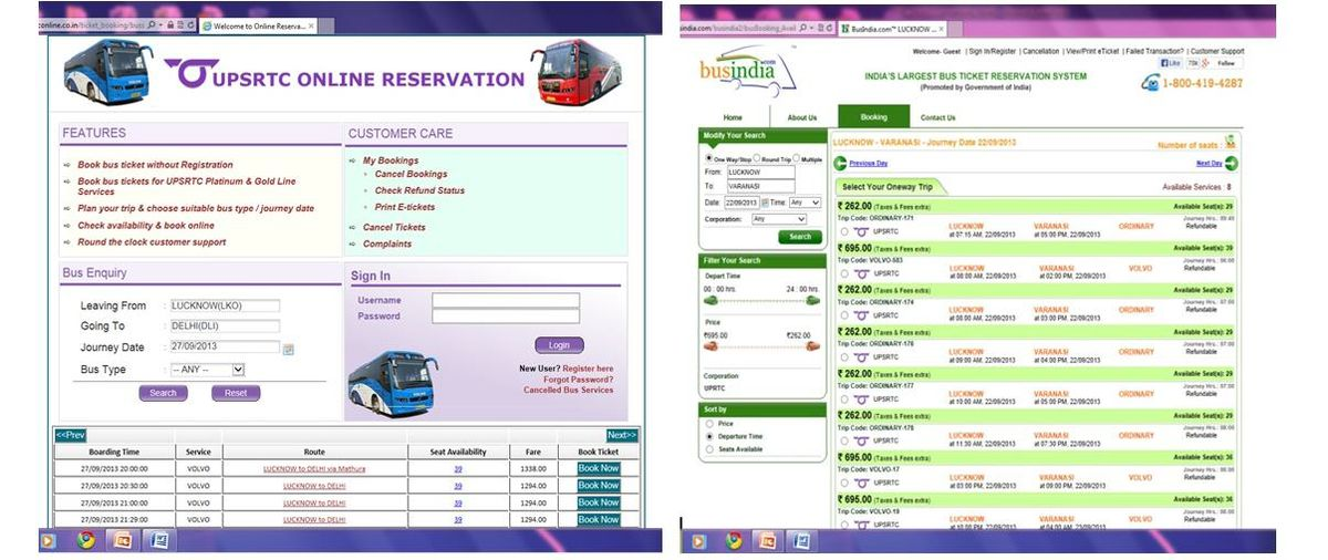 An overview of UPSRTC intelligent transport management system ...