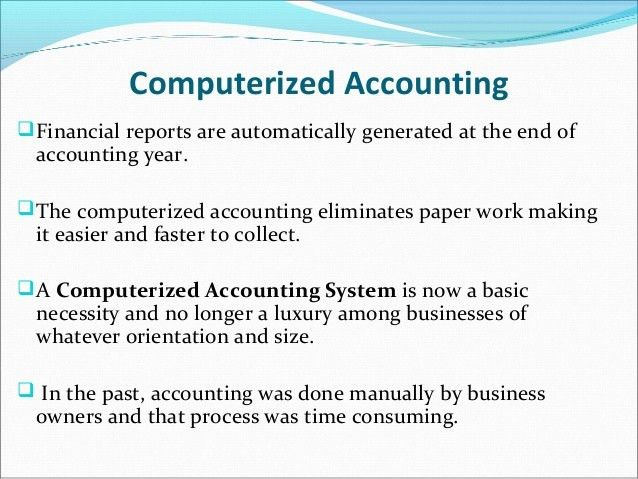 COMPUTERIZED ACCOUNTING AND AUDITING TECHNIQUES (CAAT)