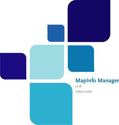 MapInfo Manager User Guide