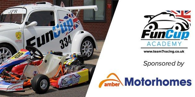 Team7Racing FunCup Academy sign a two year sponsorship contract ...