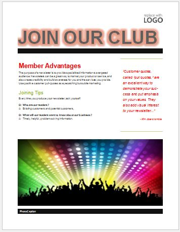 15 Free Club Flyer Templates Hard To Ignore - Demplates