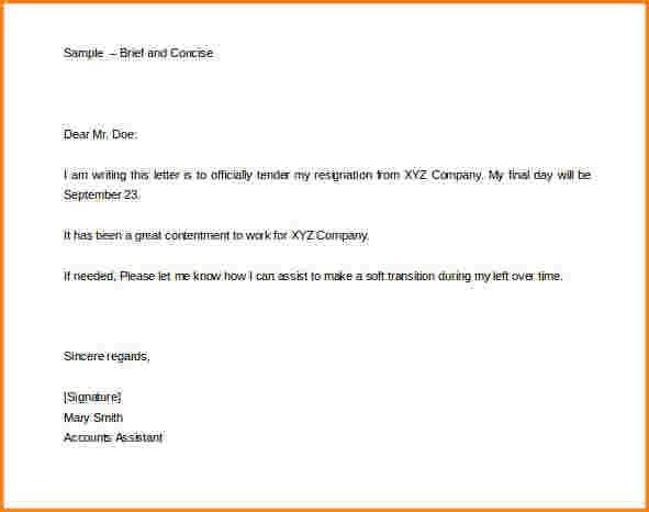 8+ two weeks notice examples | receipts template