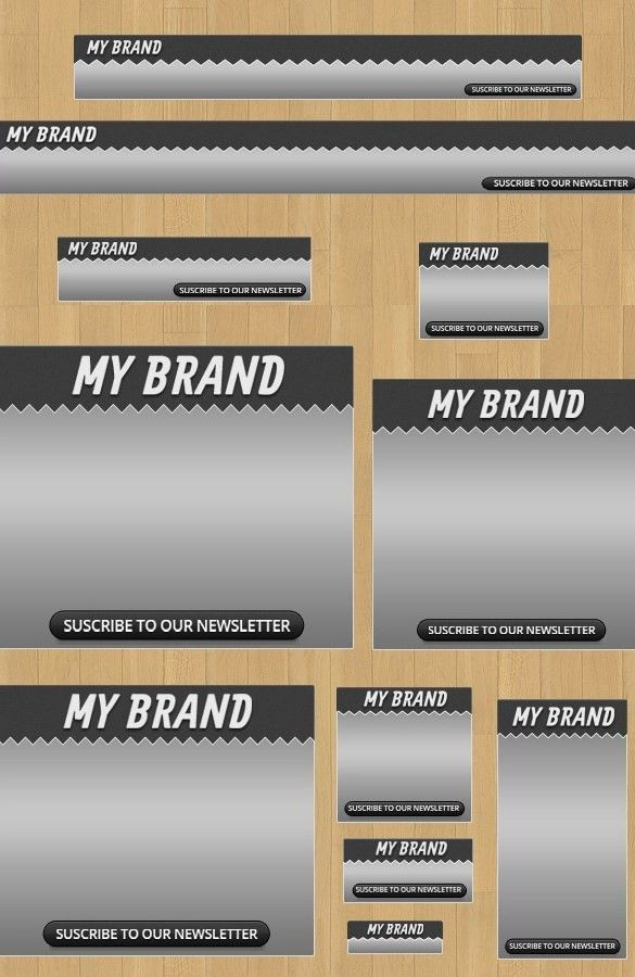 Banner Ad Template – 50+ Free PSD Format Download!   Free ...