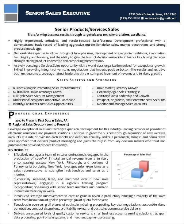 Executive Resume Templates. Executive Resume Templates | Health ...