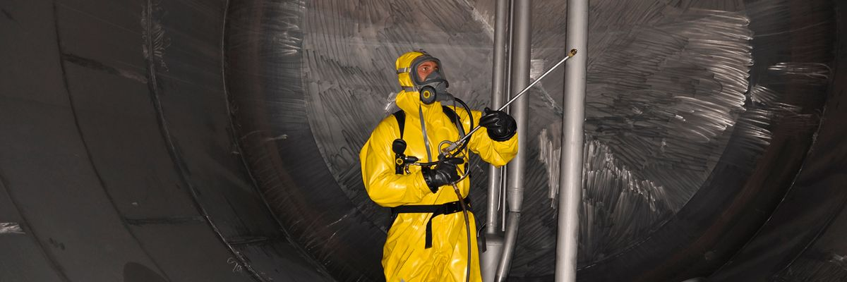 K-Solv Chemical Distributors - Industrial Tank Cleaning