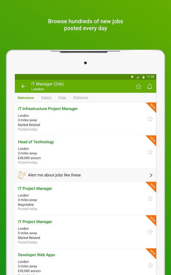 Totaljobs Job Search - Android Apps on Google Play