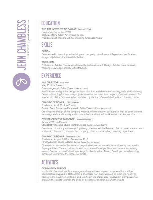 Best 25+ Web designer resume ideas on Pinterest | Portfolio ...