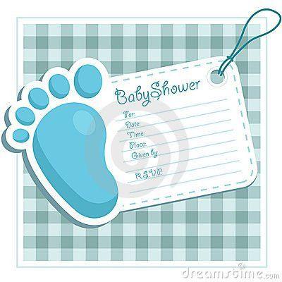 Blank Baby Shower Invites - vertabox.Com