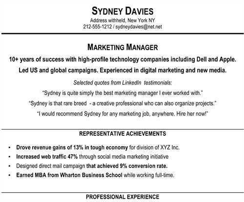Resume Summary Examples. Sales Resume Example Summary On Resume ...