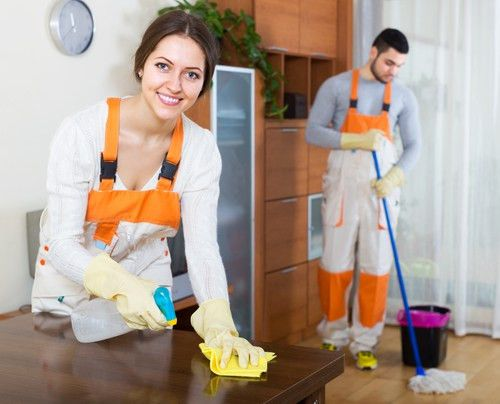 Services Offered by Commercial Cleaning Companies – Home And ...