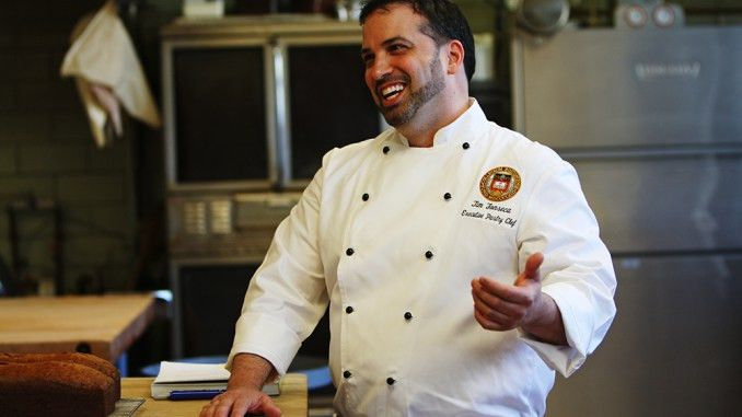 Moving Beyond Just Desserts, Pastry Chef Tim Fonseca Aims For New ...