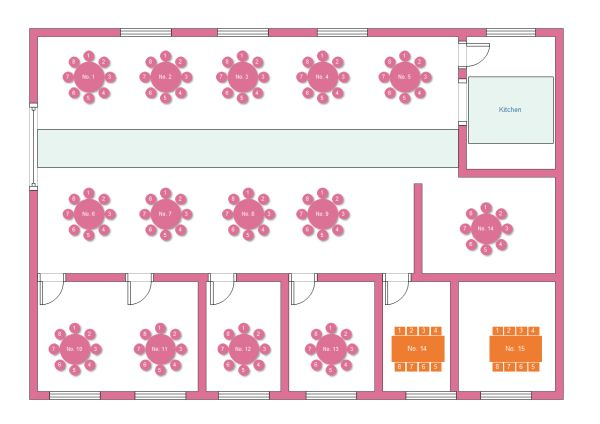Seating Plan | Floor Plan Solutions