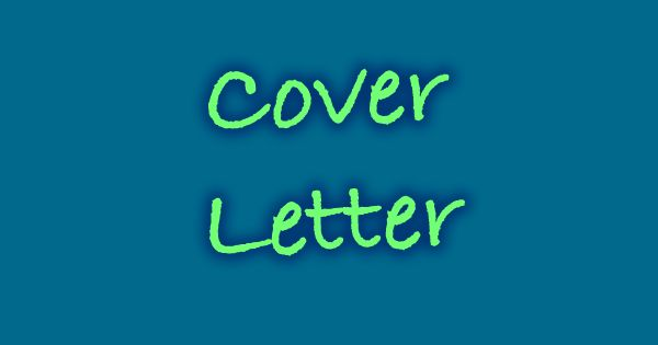 A Quick and Easy Cover Letter Format That Works — CareerCloud