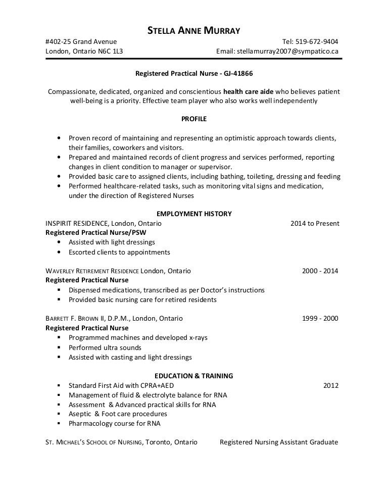 sample psw resume - Goalgoodwinmetals