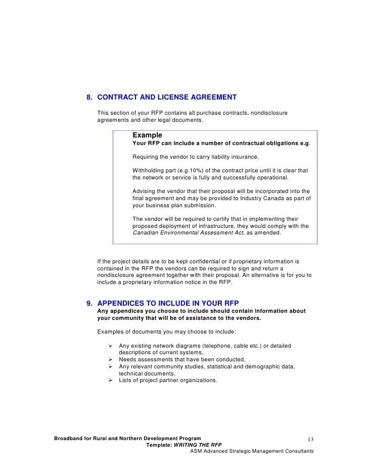 technical documents template