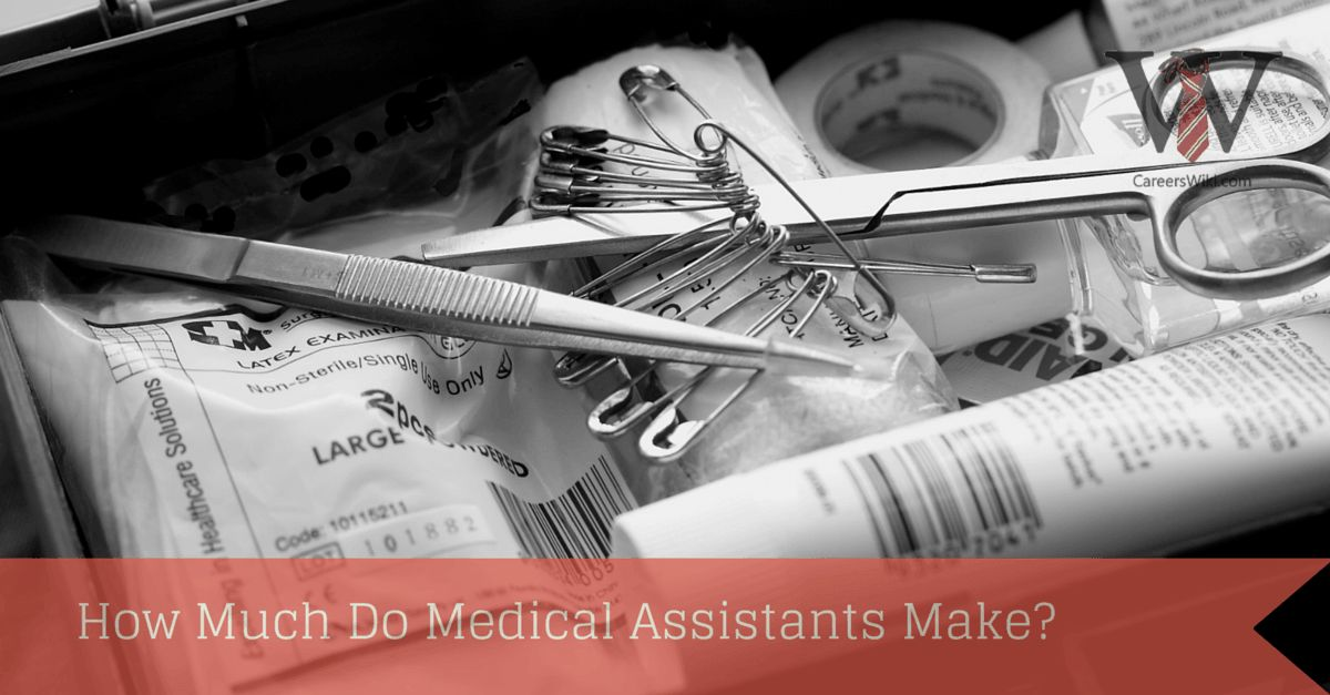 How Much Do Medical Assistants Make? - Careers Wiki