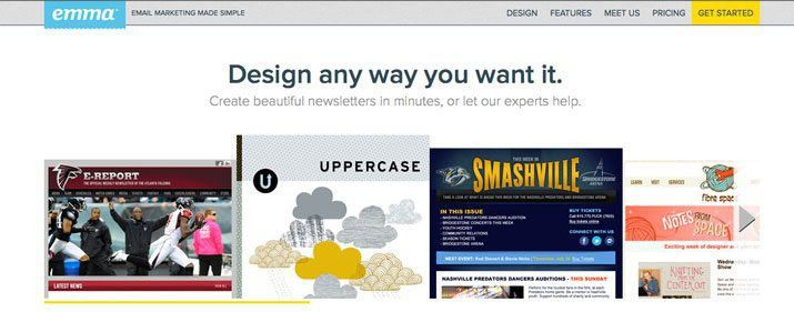 Simple Tips for Designing a Newsletter Template That Stands Out ...
