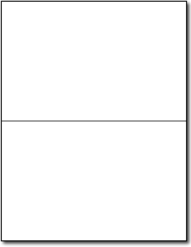 Blank Birthday Card Template | Template idea