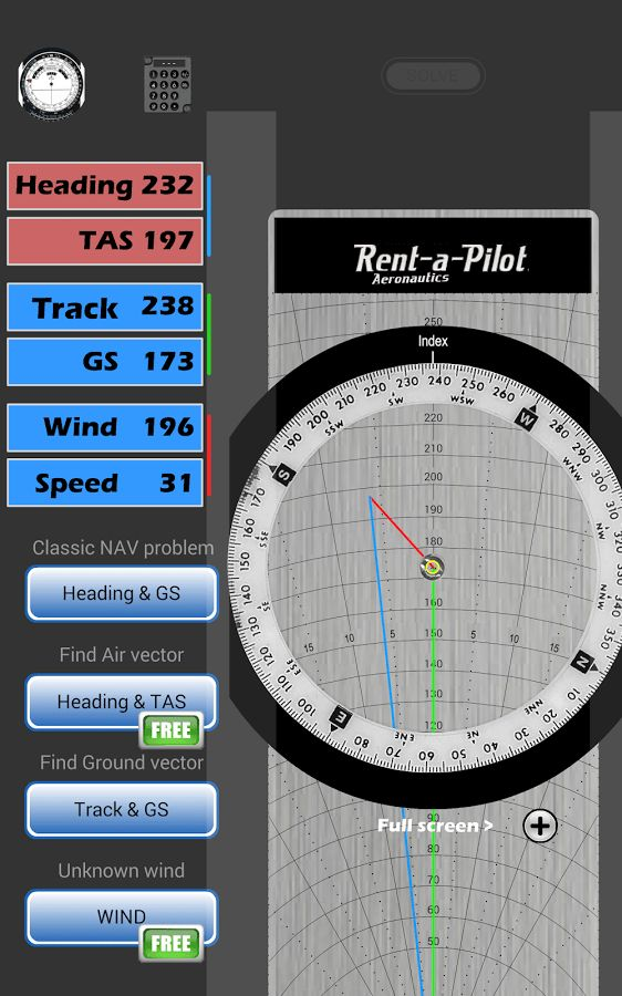 The Flight Computer + Trainer - Android Apps on Google Play
