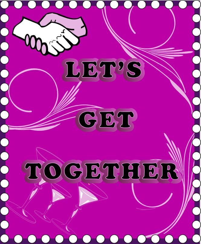 Get Together Invitation Cards | PaperInvite
