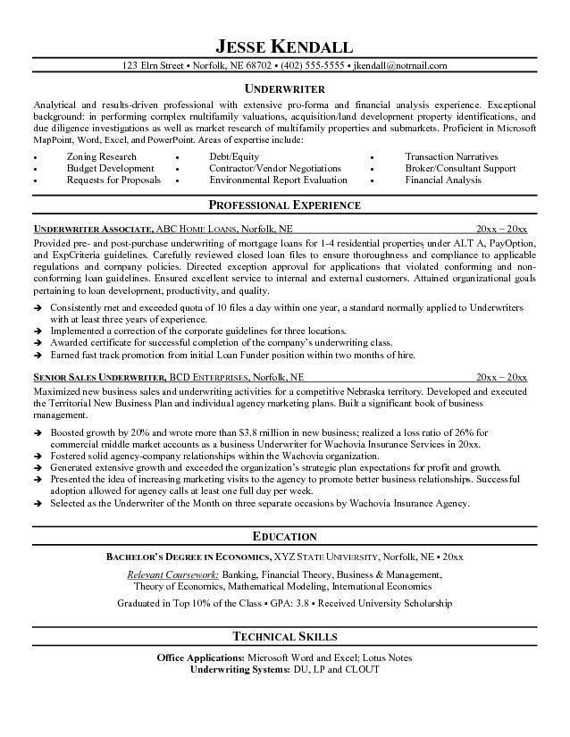 Remarkable Experience and Expertise and Loan Officer Resume Sample ...