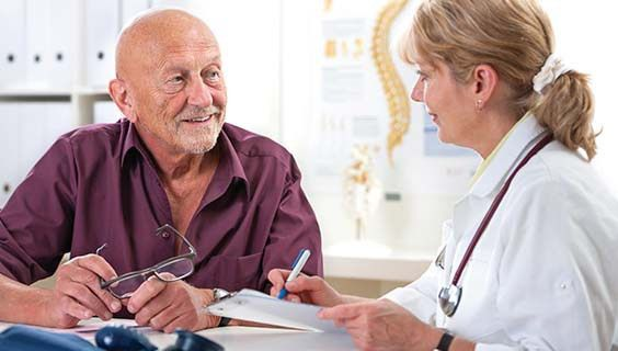 Obtaining an Older Patient's Medical History