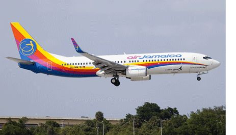 Air Jamaica Resumes Miami Flights