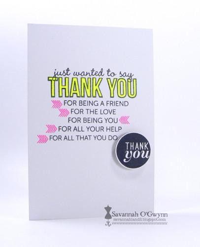 MANY THANKS | Mama Elephant