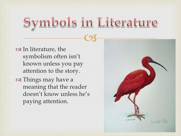 Theme and symbolism
