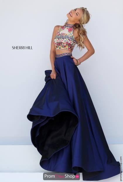 Sherri Hill Dress 50080 at Prom Dress Shop
