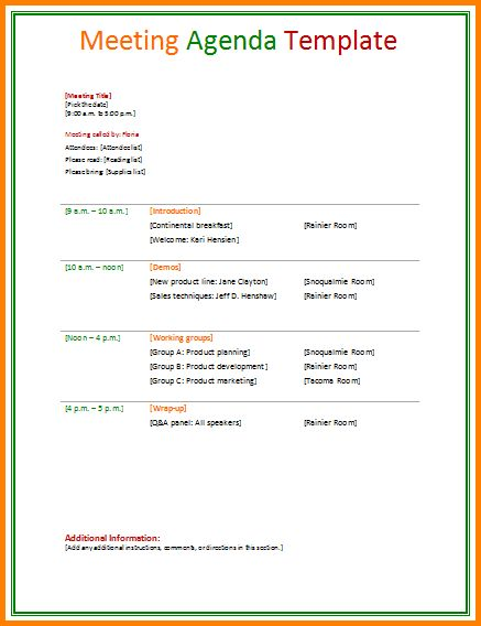 Business Meeting Agenda.128180867.png - Letter Template Word