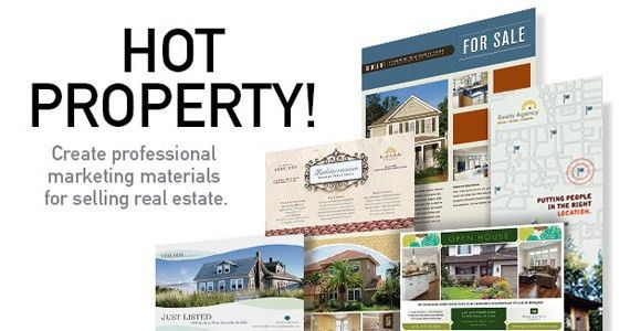 Real Estate Flyers & Postcards to Sell Your Property ...