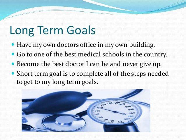 My dream job ( pediatrician)