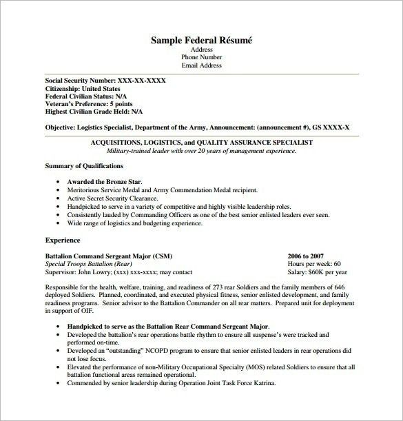 Resume Builder Examples. Free Resume Builder And Downloader ...