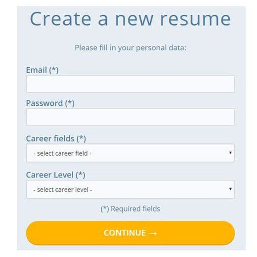 Resume Builder Review - Pros, Cons and Verdict