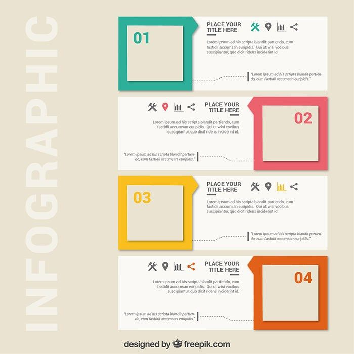 40 Free Infographic Templates to Download | Infographics, Free ...