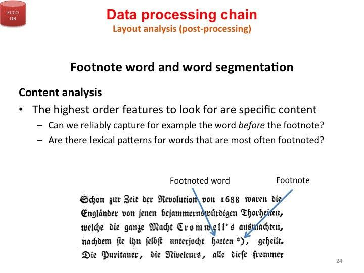 Footnote Detection | .txtLAB @ mcgill