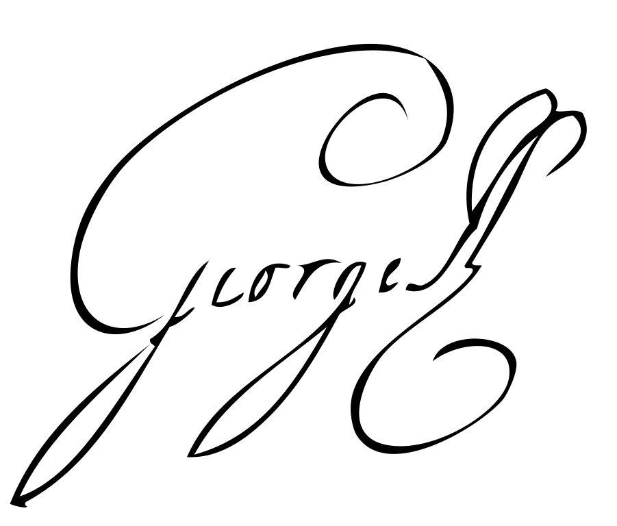File:George III Signature.svg - Wikimedia Commons