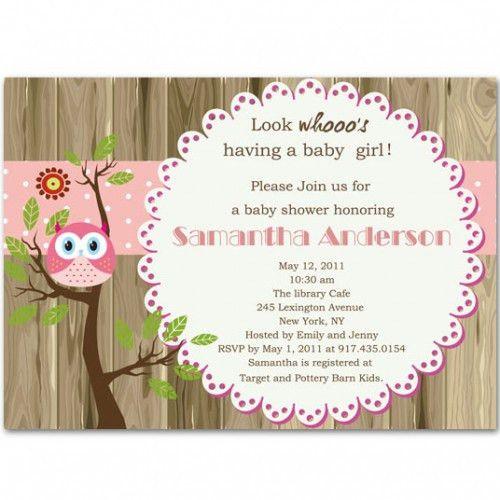 Baby Shower Thank You Cards Wording Ideas and Samples | Baby ...