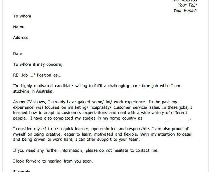 Do You Need A Cover Letter - CV Resume Ideas