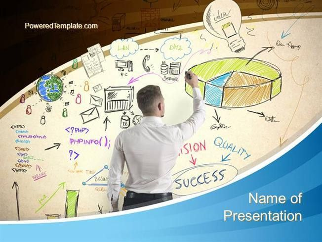 Startup Business Plan Powerpoint Template |authorSTREAM
