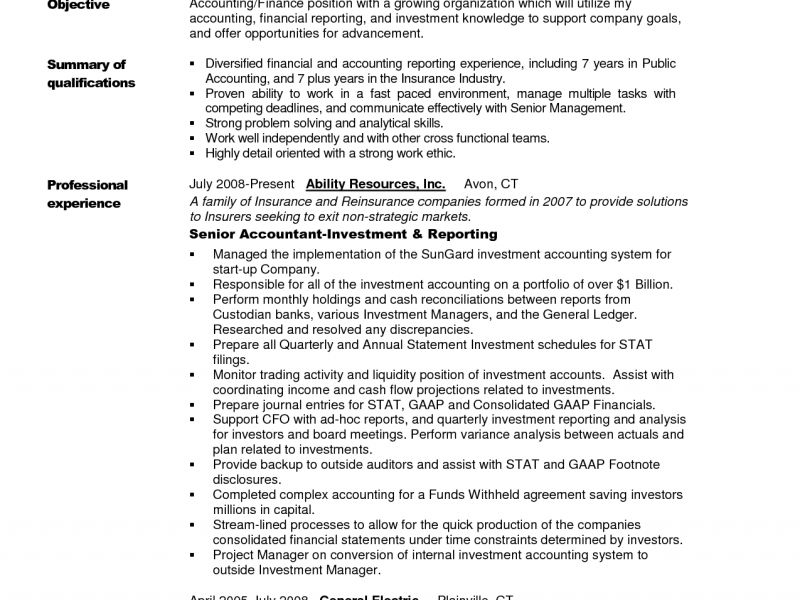 objective for cashier resume