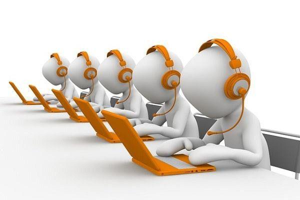 Call Center Customer Service Representative Resume Sample