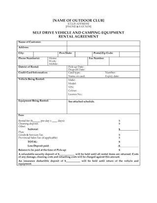 British Columbia Parking Stall Lease Form | Legal Forms and ...