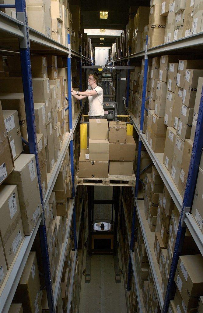 Order picker, order picker forklift, order picking by Atle…   Flickr