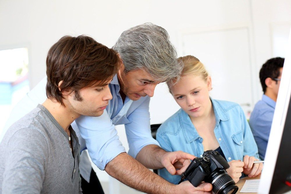 Education Requirements for a Professional Photographer | D2 Studios